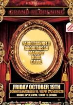 Reopening Party în Barocco Bar din Bucureşti