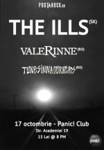 Concert The IllS în Panic! Club din Bucureşti