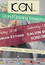 Grand Opening Party în Icon Club din Bucureşti