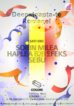Sorin Milea, Haplea B2B Efeks şi Sebu în Colors Club din Bucureşti