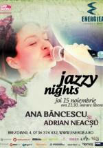 Concert Ana Băncescu în Energiea din Bucureşti
