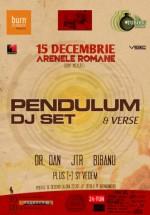Pendulum DJ Set la Arenele Romane din Bucureşti