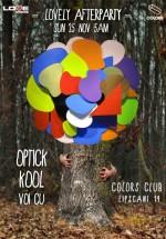 DJ Optick, Kool şi Voicu în Colors Club din Bucureşti