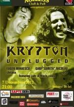 Concert Krypton unplugged în Ageless Club din Bucureşti