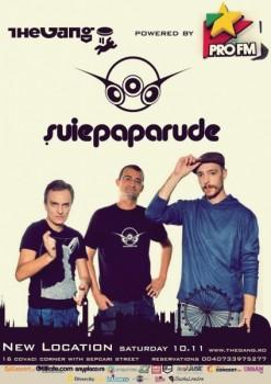 Concert Şuie Paparude în The Gang din Bucureşti