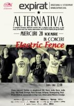 Electric Fence în Club Expirat din Bucureşti