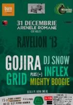 arena dnb Ravelion 2013 în Arenele Romane din Bucureşti