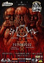 Concert Sin of God în Private Hell Club din Bucureşti