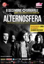 Concert Alternosfera în Turbohalle din Bucureşti