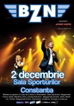 Concert BZN la Sala Sporturilor din Constanţa – ANULAT