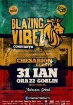 Blazing Vibez în Club Goblin din Constanţa