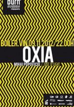 Oxia în Boiler Club din Cluj-Napoca