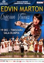 Crăciun Vienez cu Edvin Marton la Timişoara