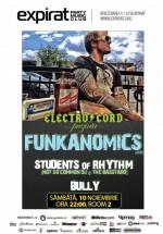 Funkanomics în Club Expirat din Bucureşti