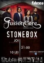 Lansare album Fusion Core în Club Fabrica din Bucureşti