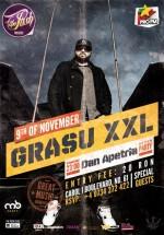 Concert Grasu XXL în The Push din Bucureşti