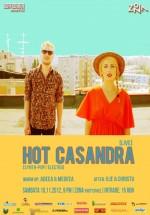 Hot Casandra LIVE în Club Zona din Iaşi