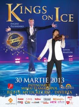 Kings On Ice 2013 la Bucureşti – AMÂNAT