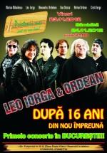 Concert Leo Iorga & Ordean în Club Prietenii Mei din Bucureşti