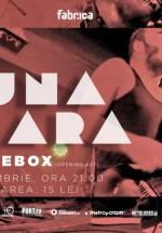 Concert Luna Amară în Club Fabrica din Bucureşti