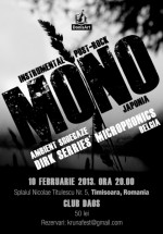 Concert Mono în Daos Club din Timişoara