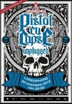 Concert unplugged Pistol cu Capse în Club Londophone din Bucureşti