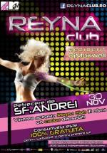 Sf. Andrei în Reyna Club din Bucureşti