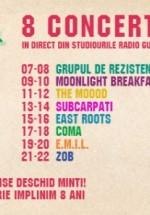 Ziua minţilor deschise – Radio Guerrilla împlineşte 8 ani