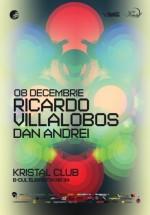 Ricardo Villalobos în Kristal Club din Bucureşti