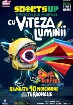 Concert Sofa Surfers la Turbohalle din Bucureşti