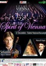 Christmas in Vienna – Spirit of Vienna Orchestra la Bucureşti – ANULAT