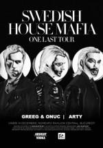 Swedish House Mafia la Bucureşti