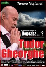 Turneu Tudor Gheorghe – Degeaba 2012