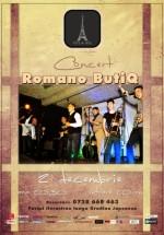 Concert Romano ButiQ în Tête-à-Tête din Bucureşti