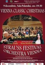 Vienna Classic Christmas la Sala Palatului din Bucureşti