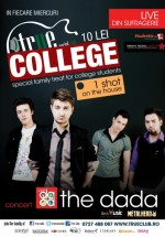 True College Party în True Club din Bucureşti