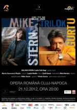 Mike Stern & Trilok Gurtu la Opera Română din Cluj-Napoca