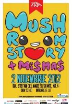 Concert Mushroom Story în Club Zona din Iaşi