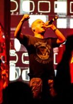 POZE: Asian Dub Foundation la Zonga Urban Fusion Party în Turbohalle