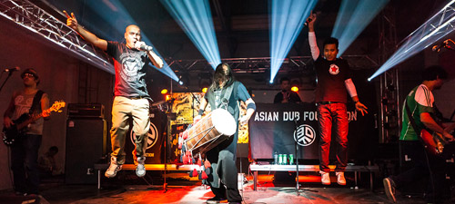 RECENZIE: Zonga Urban Fusion Party cu Asian Dub Foundation în Turbohalle (POZE)