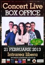 Concert Box Office în LifePub din Timişoara