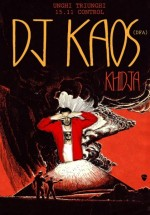 DJ Kaos în Control Club din Bucureşti