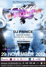 DJ Prince în Club Midi din Cluj-Napoca