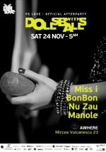 Miss I, BonBon, Nu Zău, Manole în Awhere din Bucureşti