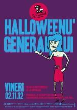 Halloweenu' Generalului în Le Général Café-Pub din Cluj-Napoca