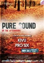 Kivu şi Pro Six în Barocco Bar din Bucureşti