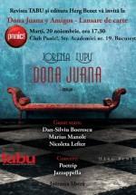 Poetrip şi Jazzappella în Panic! Club din Bucureşti