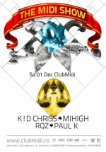 The Midi Show în Club Midi din Cluj-Napoca