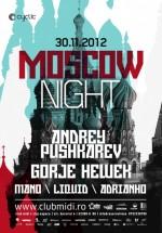 Moscow Night în Club Midi din Cluj-Napoca