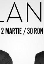 Concert Plan B în Club Tribute din Bucureşti